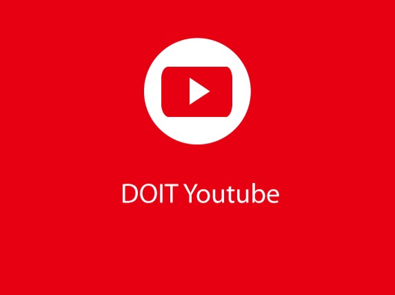 DOIT youtube